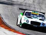 Pirelli World Challenge Rounds: 11, 12 & 13 Road America Chris Dyson (USA), Team Bentley Dyson Racing - Bentley Continental GT3