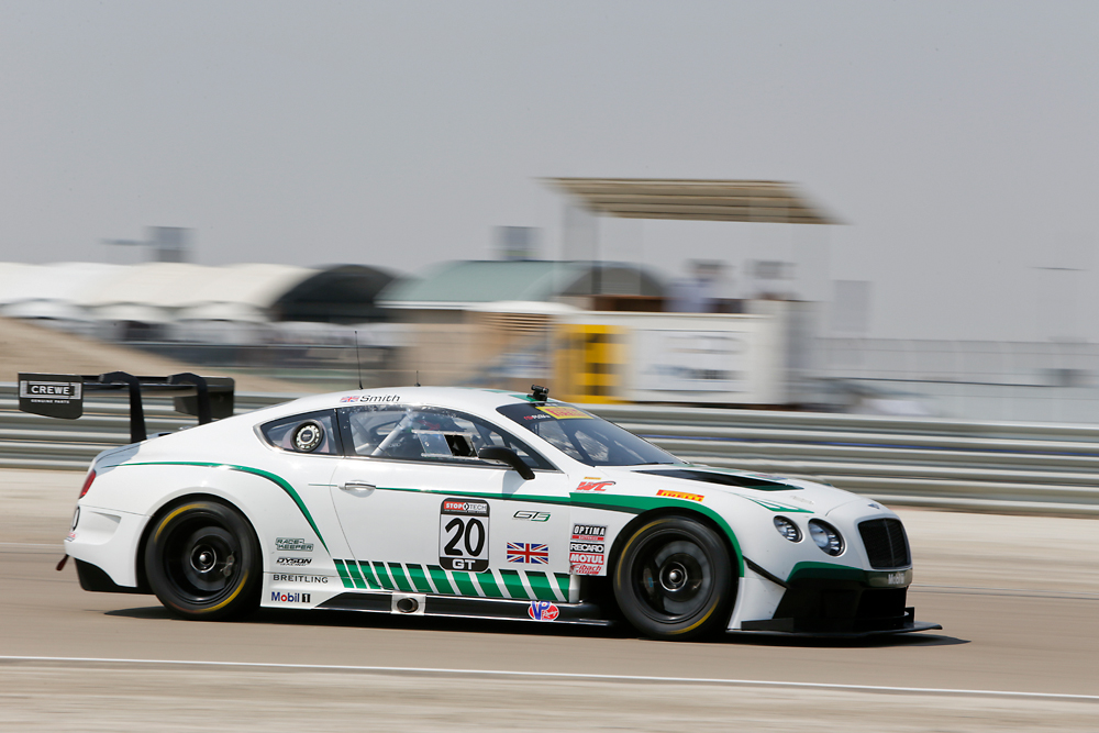 Bentley Team Dyson Racing, August 20-23 2015, Miller Motorsports