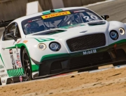 #20 Bentley GT3 Guy Smith (GB), of Bentley Team Dyson Racing, Ro